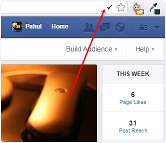 invite all friends on facebook with chrome extension