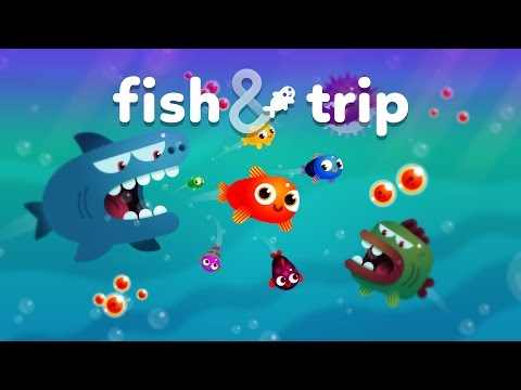 fish and trip iphone game 2018