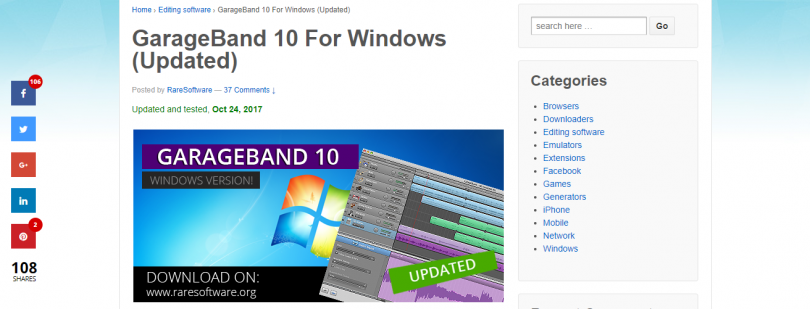 How To Use Garageband On Any Windows Pc Latest Methods Gadget