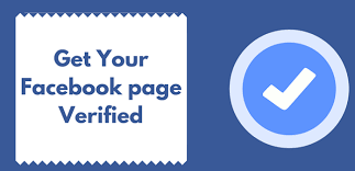 how to get a blue badge on my fb page